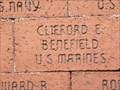 Image for WW II Memorial, Flora, Illinois.