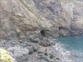 Image for Merlin's Cave - Tintagel, Cornwall