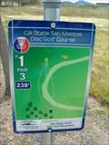 Image for CSUSM Disc Golf Course - San Marcos, CA