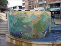 Image for Crows Nest Community Centre Mosaic Fountain, Crows Nest, NSW, Australia