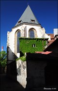 Image for Church of St. Anne in Liliová street / Kostel Sv. Anny v Liliové (Prague)