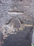 Image for Cut Mark, Pillar, New Road, Trevor, Llangollen, Wrexham, Wales, UK