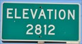 Image for US Highway 2 ~ Elevation 2812 Feet