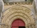 Image for Porte Eglise Saint Pierre - Aulnay de Saintonges,FR