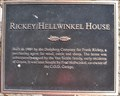 Image for Rickey/Hellwinkle House