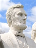 Image for Bust of Abraham Lincoln - American Statesmanship Park - Houston, TX