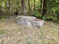 Image for Rye Cove Brick Church Horse Mounting Block ~ Rye Cove, Virginia - USA.