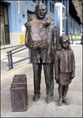 Image for Sir Nicholas Winton statue, Praha, CZ