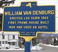 Image for William Van Denburg