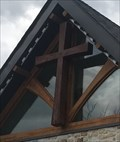 Image for National Shrine Grotto of Our Lady of Lourdes Visitor Center Cross - Emmitsburg, MD
