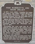 Image for Pere Marquette and Sieur Jolliet - Prairie du Chien, WI