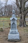Image for Holman Headstone - North Smithfield RI