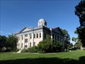 Image for Jeff Davis County Courthouse - Fort Davis, TX