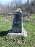 Image for Cairn - Pioneer Settlers of Eastern Ontario  - Hulbert, ON