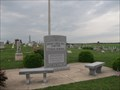 Image for Indian Creek Hill Cemetery Veterans Memorial - rural Montgomery County, IN