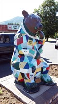 Image for Crazy Quilt Bear - Rogue River, OR