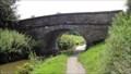 Image for Stone Bridge 5 Over The Macclesfield Canal – Hawk Grren, UK