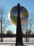 Image for J. Oskam Steel Fabricators  Earthglobe, Port Colborne, ON
