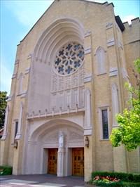 St  Thomas Aquinas Church - Dallas, TX - Roman Catholic