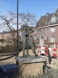 Image for Meisje met hond - Lopik, the Netherlands