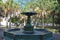 Image for Marion Square Fountain - Charleston South Carolina