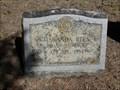 Image for Maranda Rees - Millwood Cemetery - Millwood, TX
