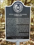 Image for Kyle Family Pioneer Cemetery