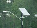 Image for Solar Powered Street Light - Naval Air Station - Jacksonville, Florida