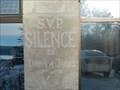 Image for SVP Silence - Sanatorium Bégin, Lac-Etchemin, Qc, Canada
