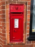 Image for Victorian Wall Post Box - Rochester Grove - Fleet - Hampshire - UK