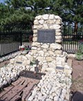 "Image for Grave, William F. ""Buffalo Bill"" Cody, Golden, Colorado"