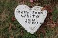 Image for Betty Jean White - Trinidad Cemetery - Trinidad, TX