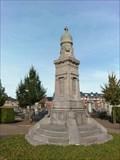 Image for WW I and WW II Memorial, Tongeren, Limburg, Belgium