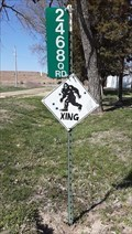 Image for Bigfoot Crossing - Jewell County, KS