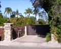 Image for Richard Pryor Freebasing Incident Home- Northridge, CA