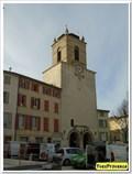 Image for La tour de l'horloge - Pertuis, France