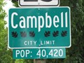 Image for Campbell, CA - Pop: 40,420