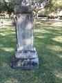 Image for W.C. Morris - Cedarvale Cemetery, Bay City, TX