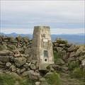 Image for O.S. Triangulation Pillar - Ben Cleuch, Clackmannanshire.