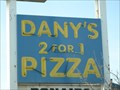 Image for Dany's 2 for 1 Pizza - Rocky Mountain House, Alberta