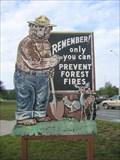 Image for Smokey Bear - Matamoras, PA Rest Area