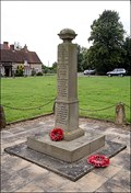 Image for First World War Memorial, Newbold on Stour, Warwickshire, UK