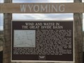 Image for Wind and Water in The Great Divide Basin - Rawlins, WY
