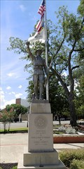 Image for Spirit of the American Doughboy Monument - New Braunfels, TX