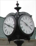 Image for Oklahoma Centenial Clock - Mayes County - Pryor, Oklahoma