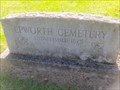 Image for Epworth Cemetery, Fitzroy Township, Carleton County, Ontario