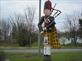 Image for The Highland Piper - Maxville, Ontario,Canada