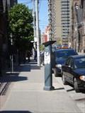 Image for Solar Powered Parking Meter - Gerrard Street E. - Toronto, Ontario, Canada