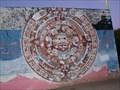 Image for Aztec Calendar Mural - San Jose, Ca
