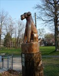 Image for Dog Memorial - Northville, Michigan